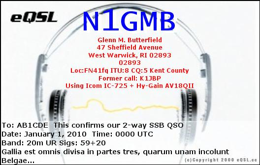 Primary Image for N1GMB