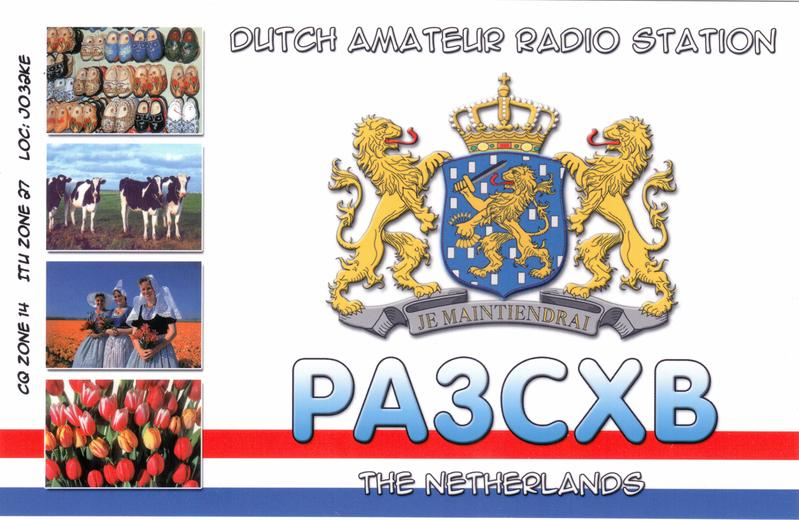 Primary Image for PA3CXB