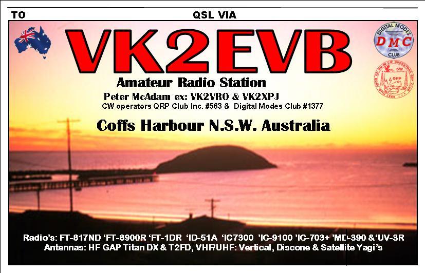 Primary Image for VK2EVB