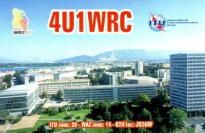 Primary Image for 4U1WRC