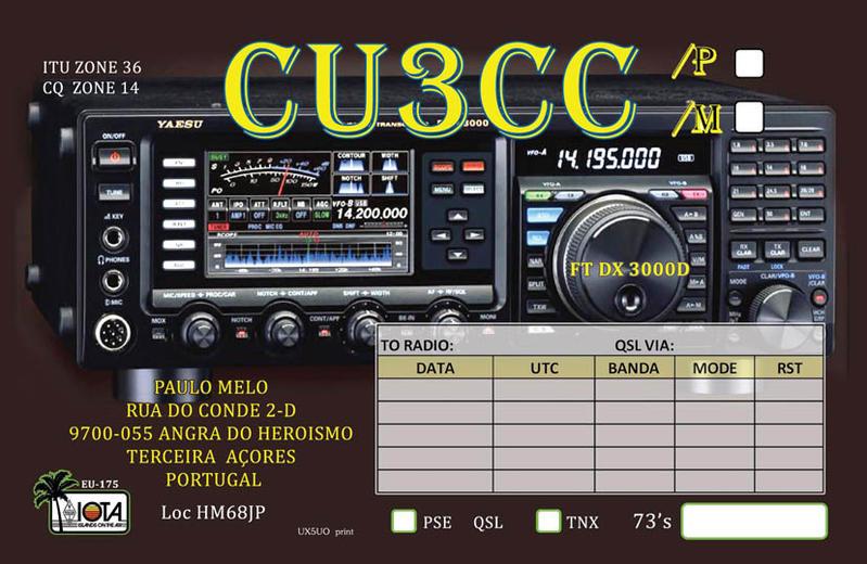 Primary Image for CU3CC