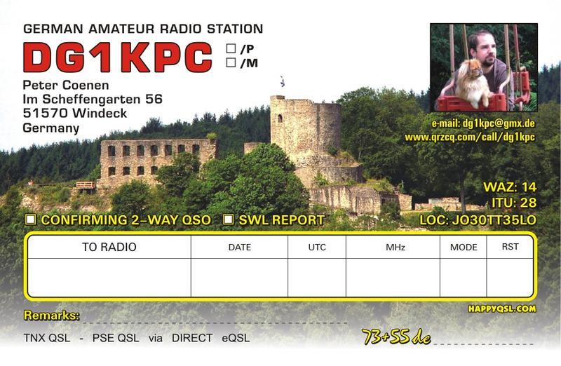 Primary Image for DG1KPC