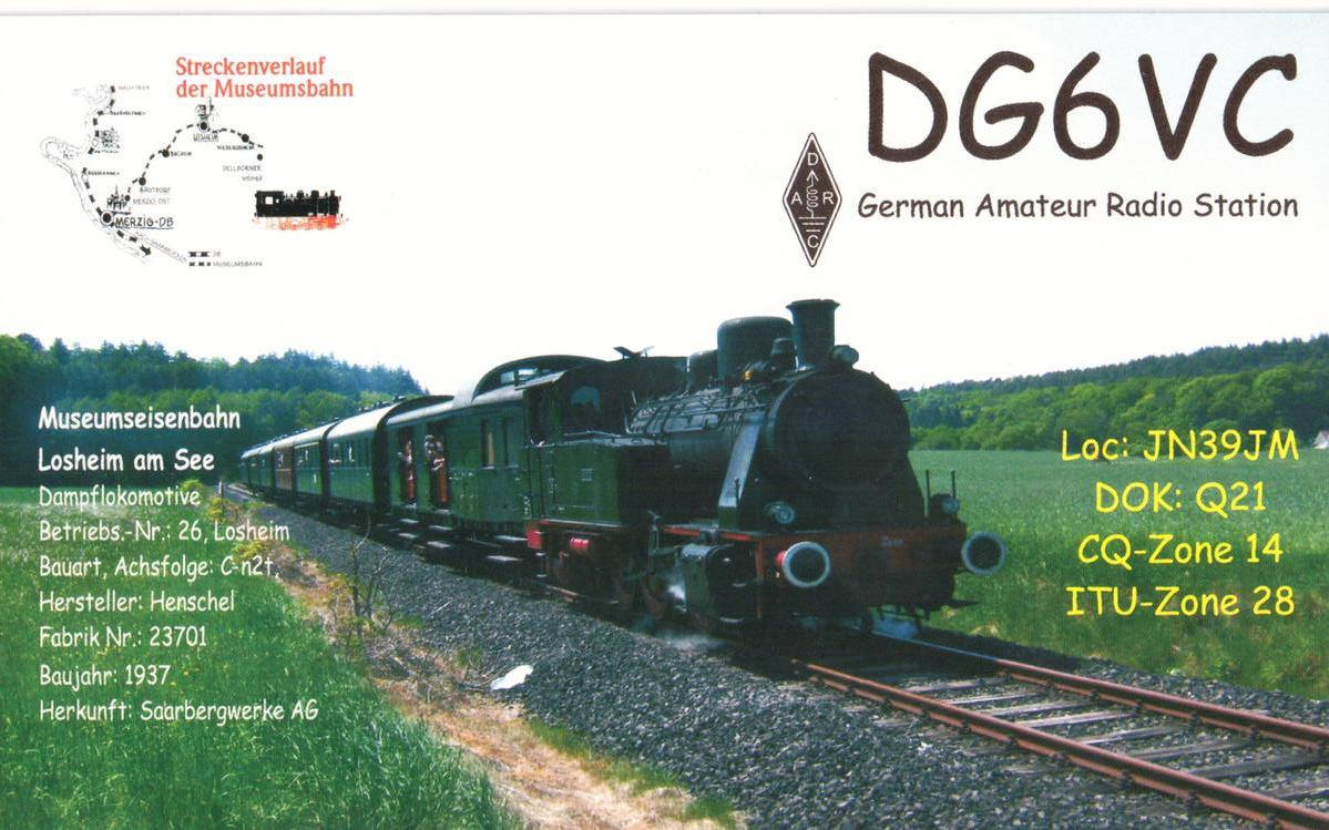Primary Image for DG6VC