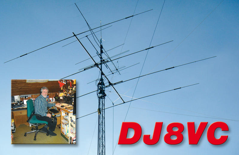 Primary Image for DJ8VC