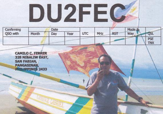 Primary Image for DU2FEC