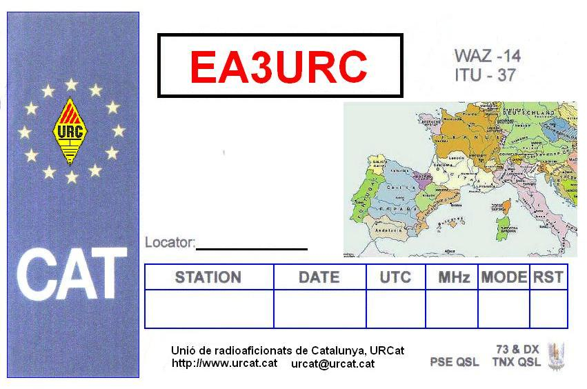 Primary Image for EA3URC