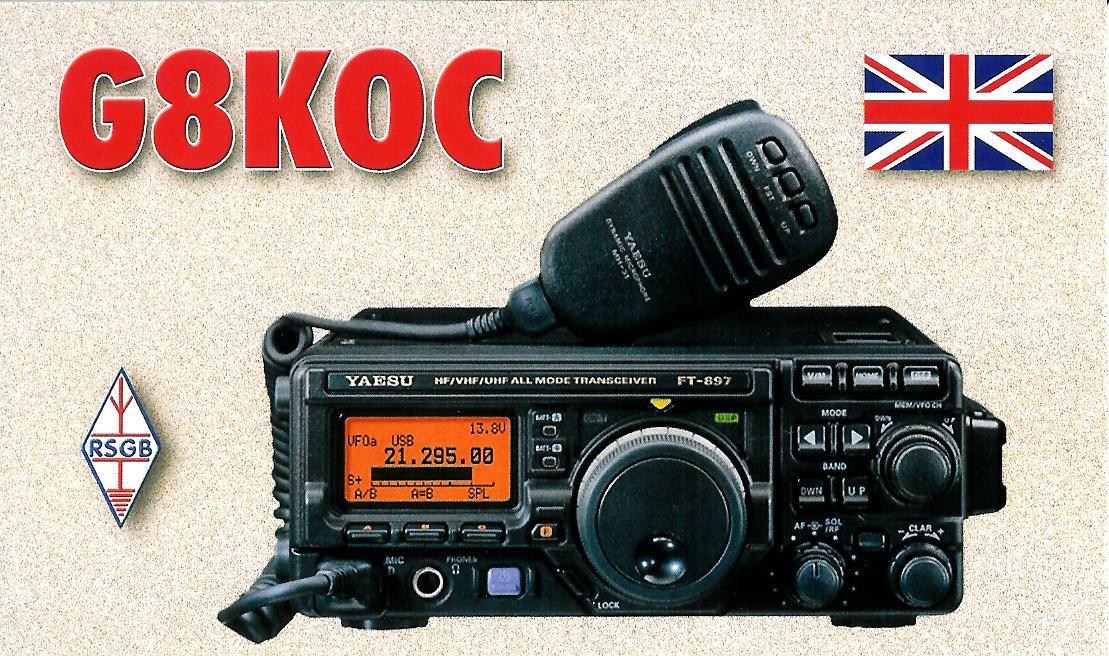 Primary Image for G8KOC