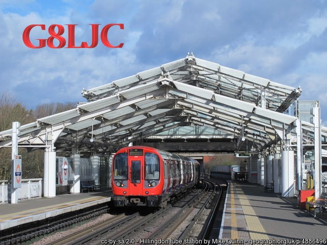 Primary Image for G8LJC