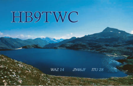 Primary Image for HB9TWC