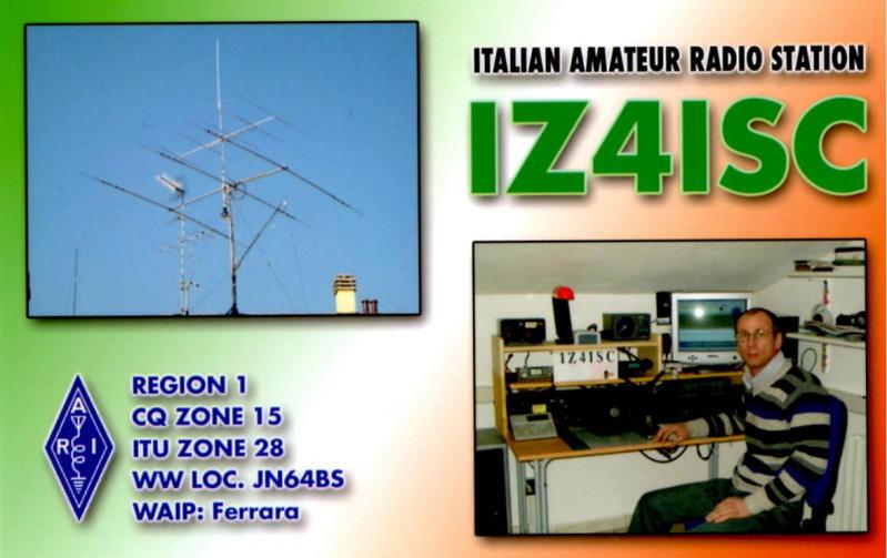 Primary Image for IZ4ISC