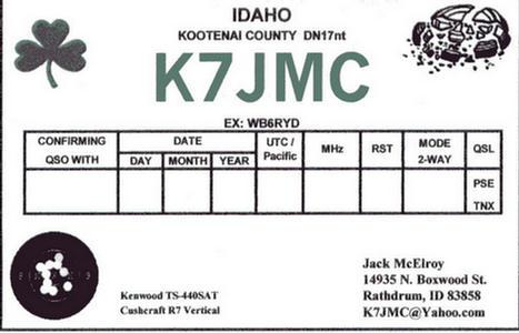 Primary Image for K7JMC