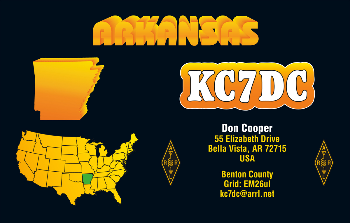 Primary Image for KC7DC