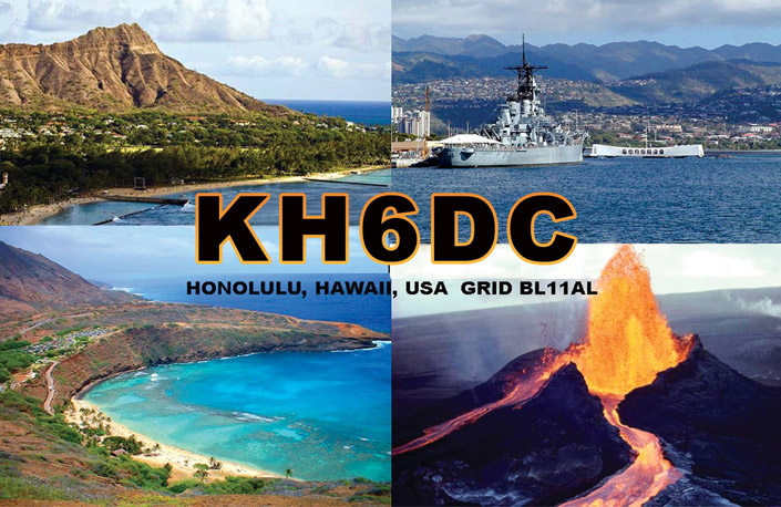Primary Image for KH6DC