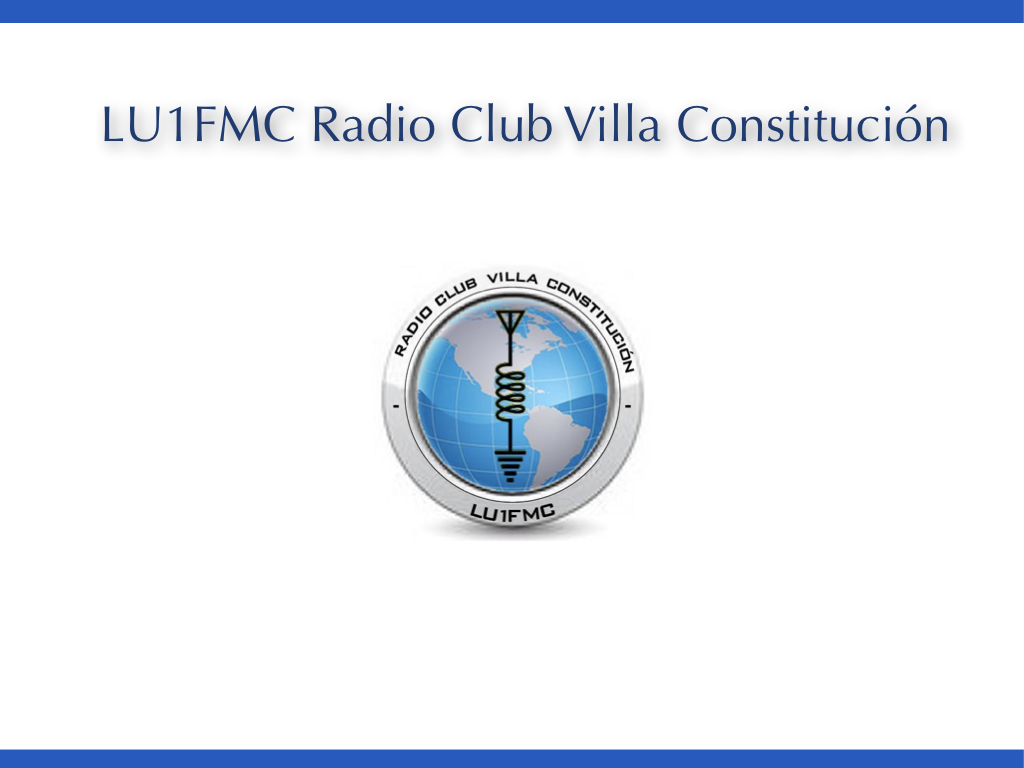 Primary Image for LU1FMC