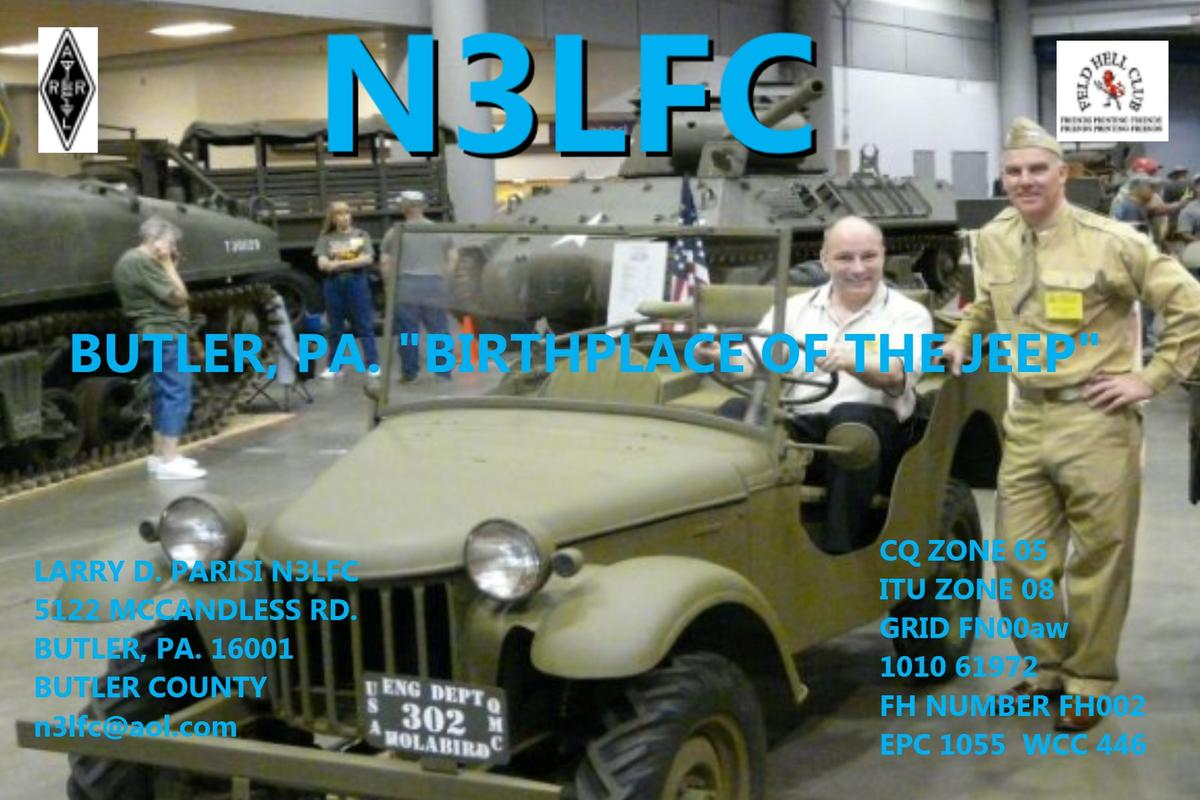 Primary Image for N3LFC