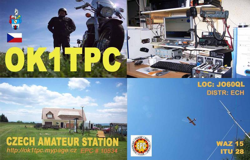 Primary Image for OK1TPC