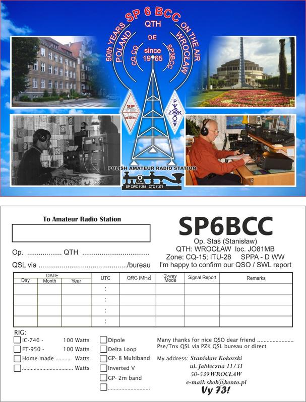 Primary Image for SP6BCC