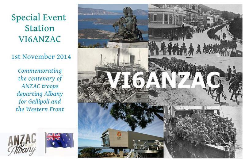 Primary Image for VI6ANZAC