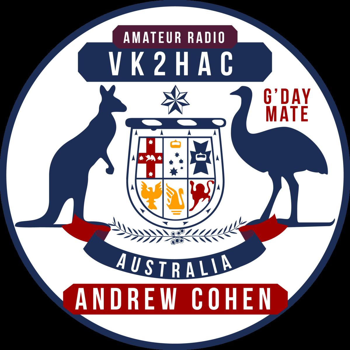 Primary Image for VK2HAC