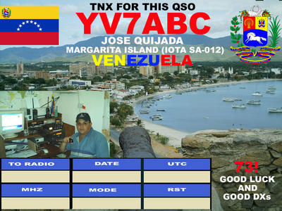 Primary Image for YV7ABC