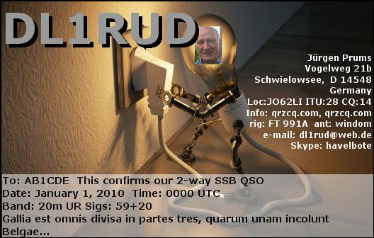 Primary Image for DL1RUD