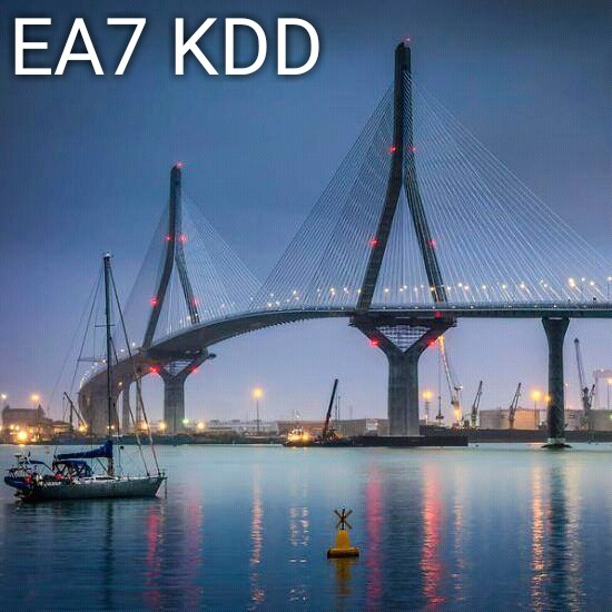 Primary Image for EA7KDD