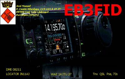 Primary Image for EB3FID