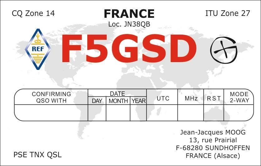 Primary Image for F5GSD