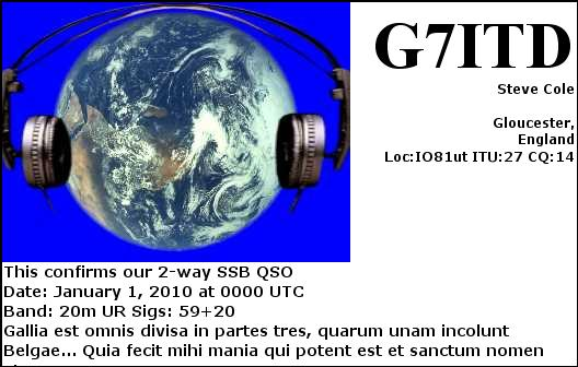 Primary Image for G7ITD