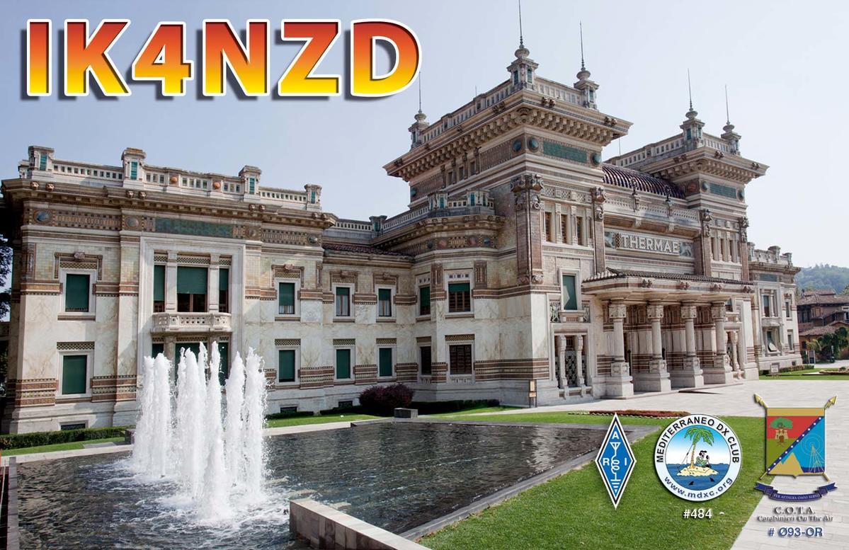 Primary Image for IK4NZD