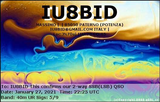 Primary Image for IU8BID