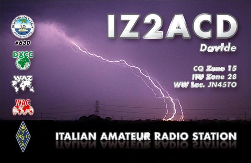 Primary Image for IZ2ACD