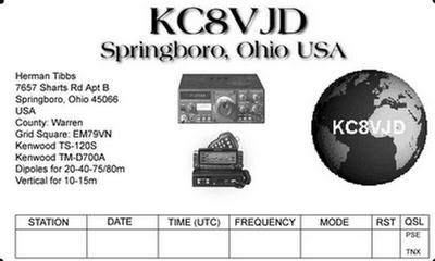 Primary Image for KC8VJD