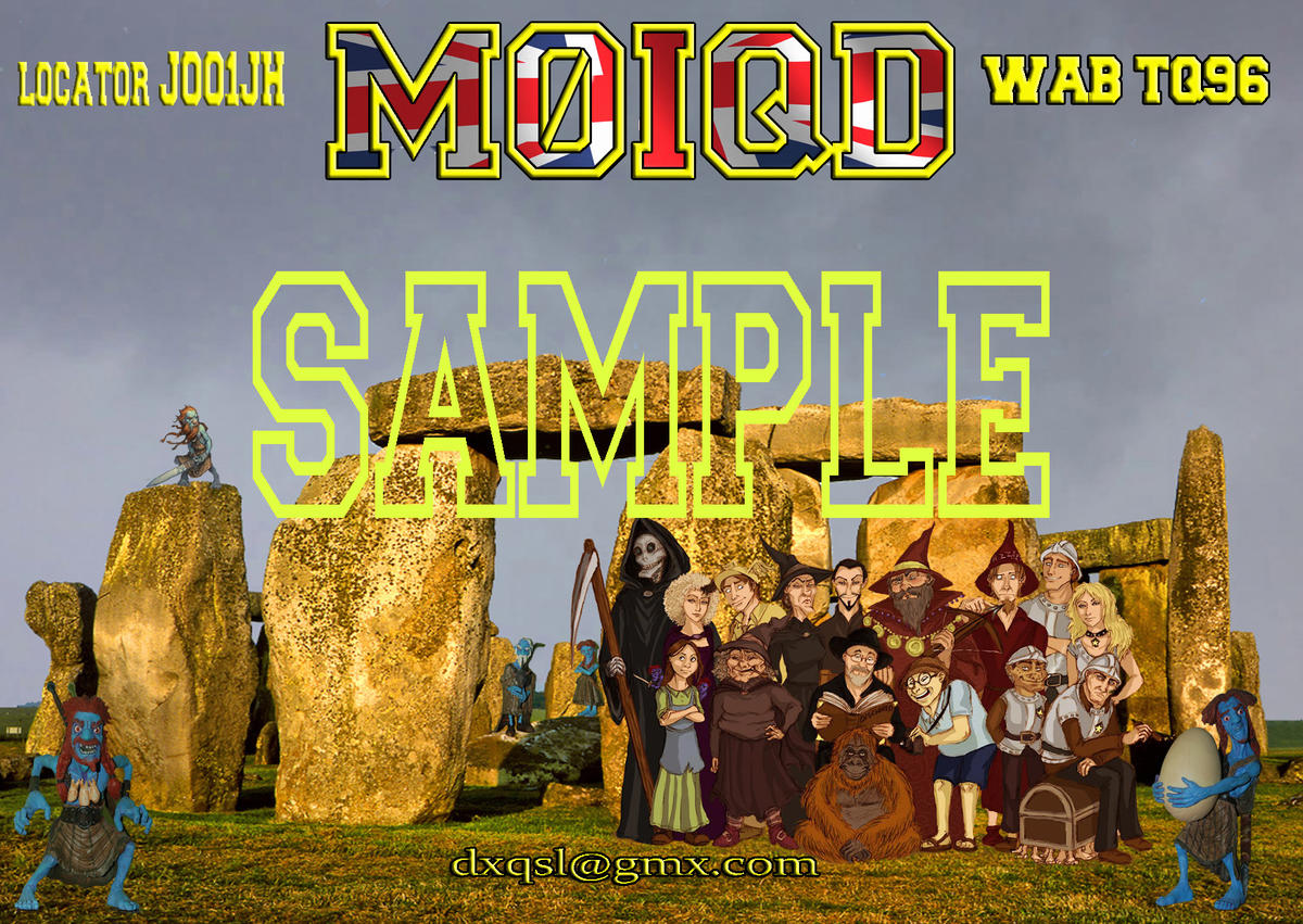 Primary Image for M0IQD
