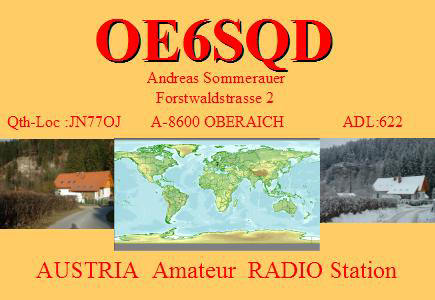 Primary Image for OE6SQD