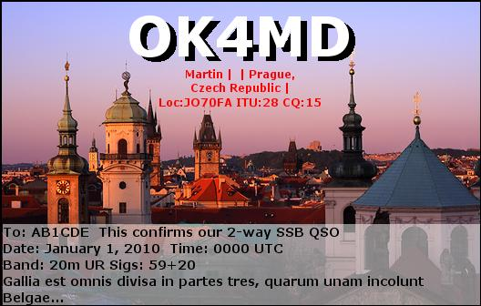Primary Image for OK4MD