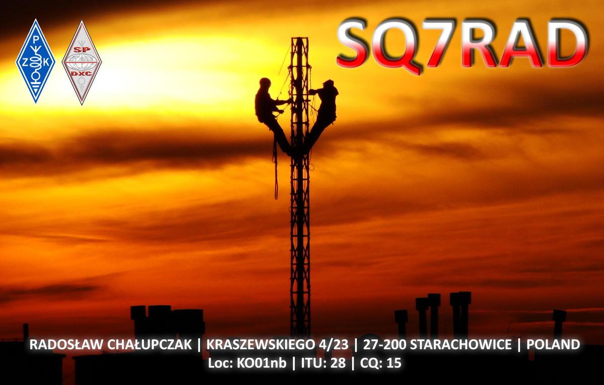 Primary Image for SQ7RAD