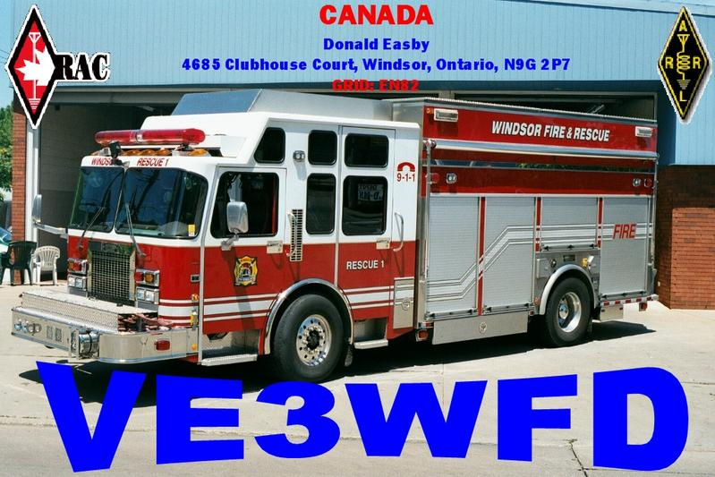 Primary Image for VE3WFD