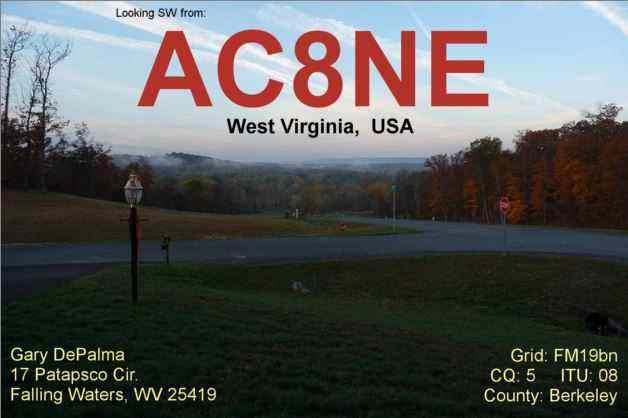 Primary Image for AC8NE