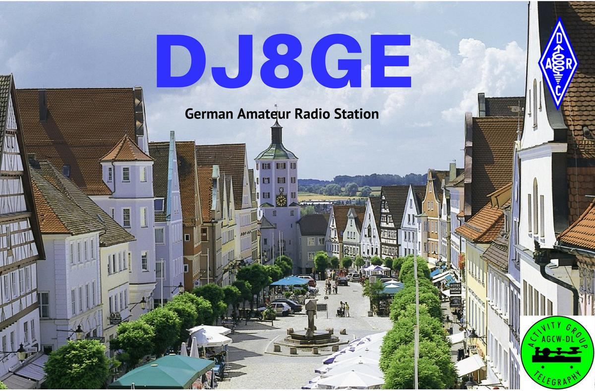 Primary Image for DJ8GE