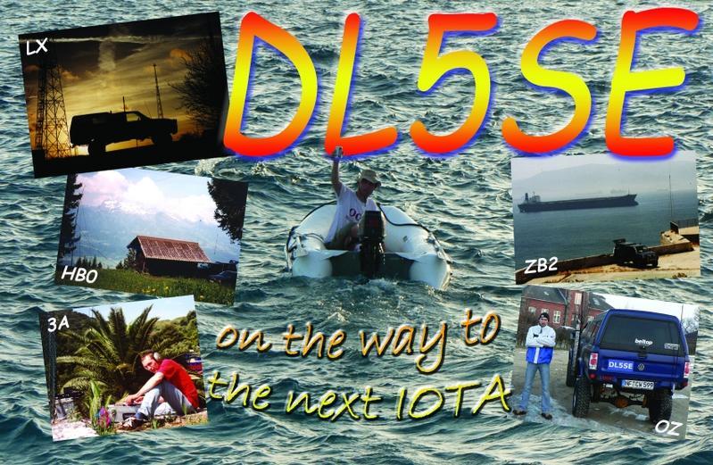 Primary Image for DL5SE