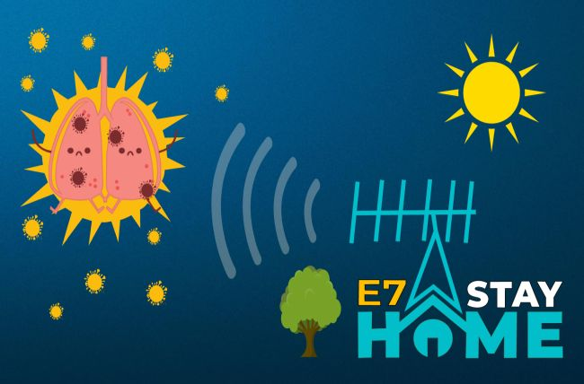 Primary Image for E7STAYHOME