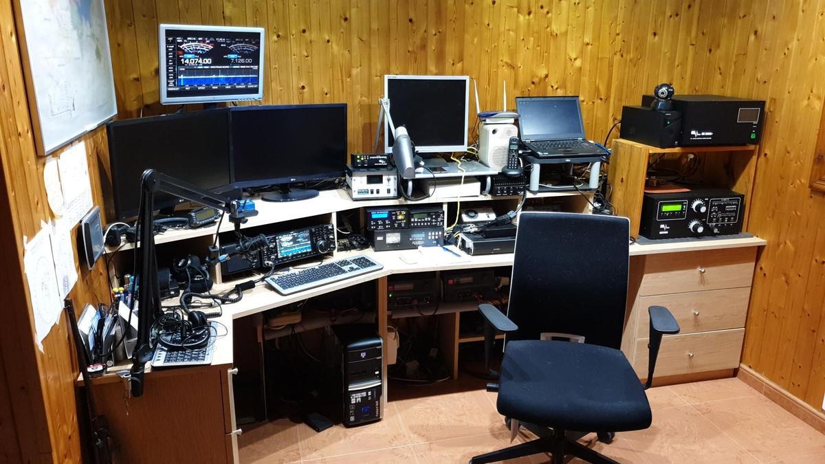 Primary Image for EA1KE