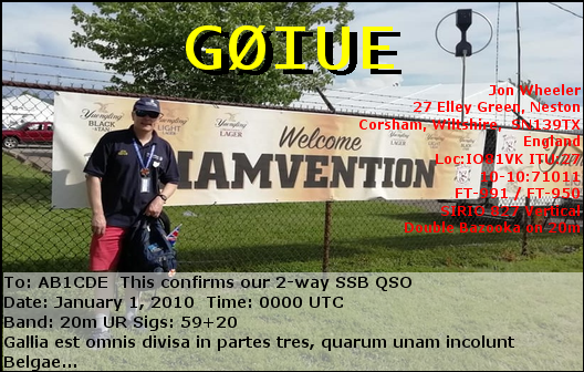 Primary Image for G0IUE