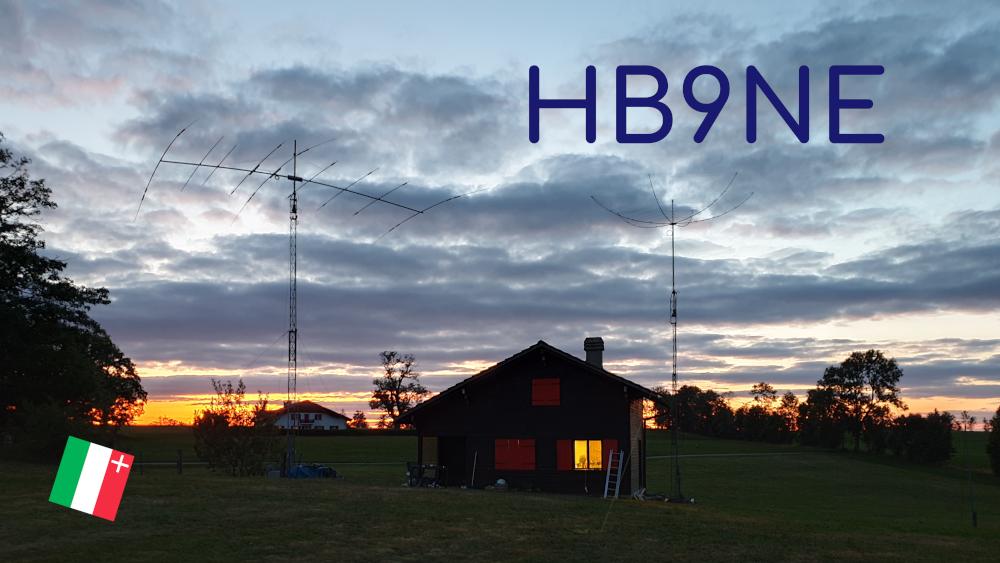 Primary Image for HB9NE