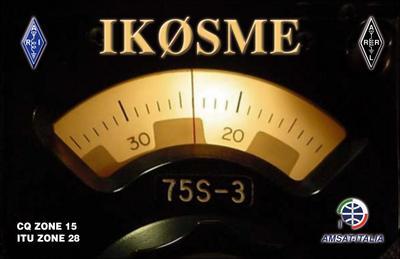 Primary Image for IK0SME