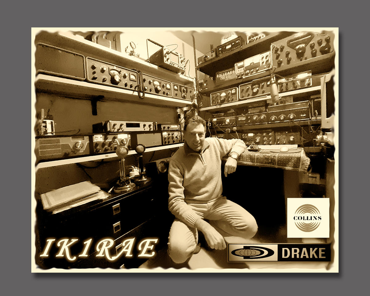Primary Image for IK1RAE