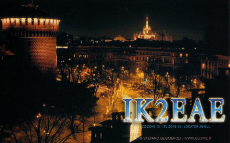 Primary Image for IK2EAE