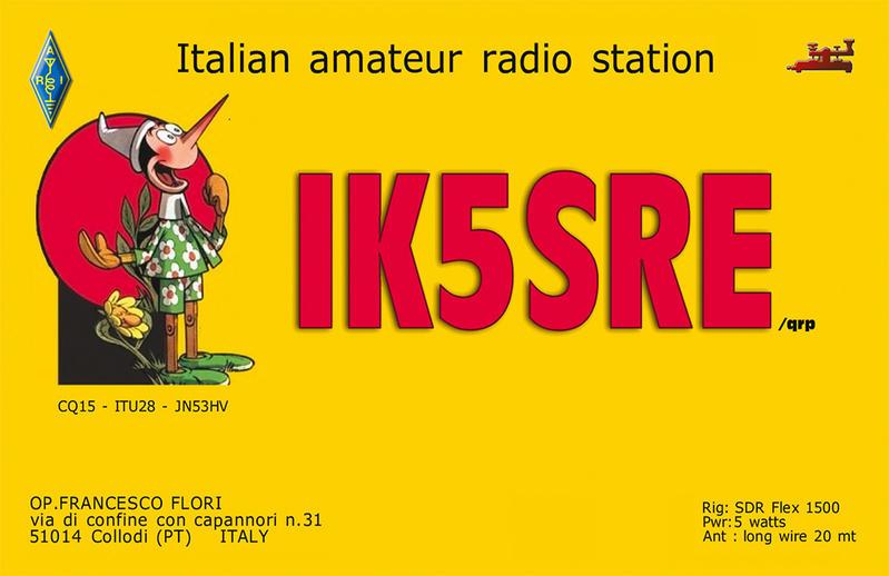 Primary Image for IK5SRE