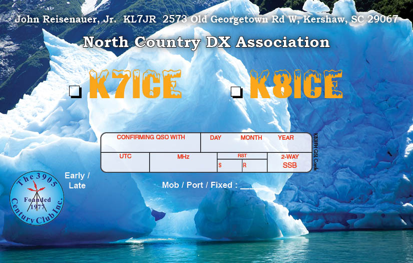 Primary Image for K7ICE